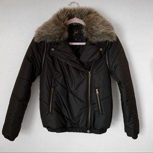 NWOT Jack by BB Dakota puffer coat